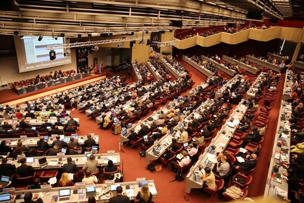 Key Stockholm Convention meeting pushes ahead with planning