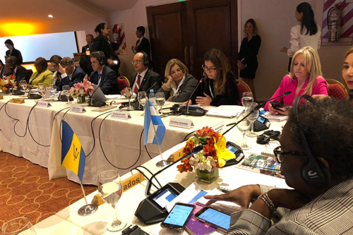 BRS participates in the 21st Ministerial Forum for Latin America and the Caribbean in Buenos Aires, 11 to 12 October