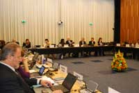 Photo gallery: Sixth meeting of the Persistent Organic Pollutants Review Committee (POPRC6)