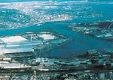 Recovered sea: Dokai Bay (nowadays)–City of Kitakyushu, Japan